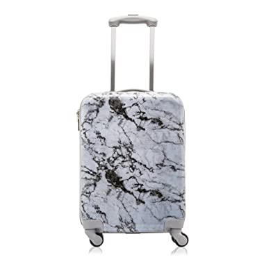 Cosmopolitan 21  (with Wheels) Flight Legal Hardcase Carry-on Suitcase (Grey)
