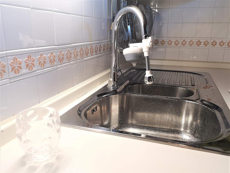 Siroflex - Depurador de agua 2652/1S, purificador para grifo de ...