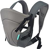 HarnnHalo - Porte-bébés ventraux & dorsaux, Baby Carrier Multifonctionnel 3 Positions Enfant(3-12 Mois) 11