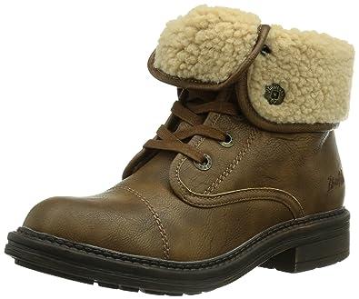 Blowfish Womens Farina SHR Boots BF4173SH Whiskey Old Saddle 6 UK ... ea773517bb