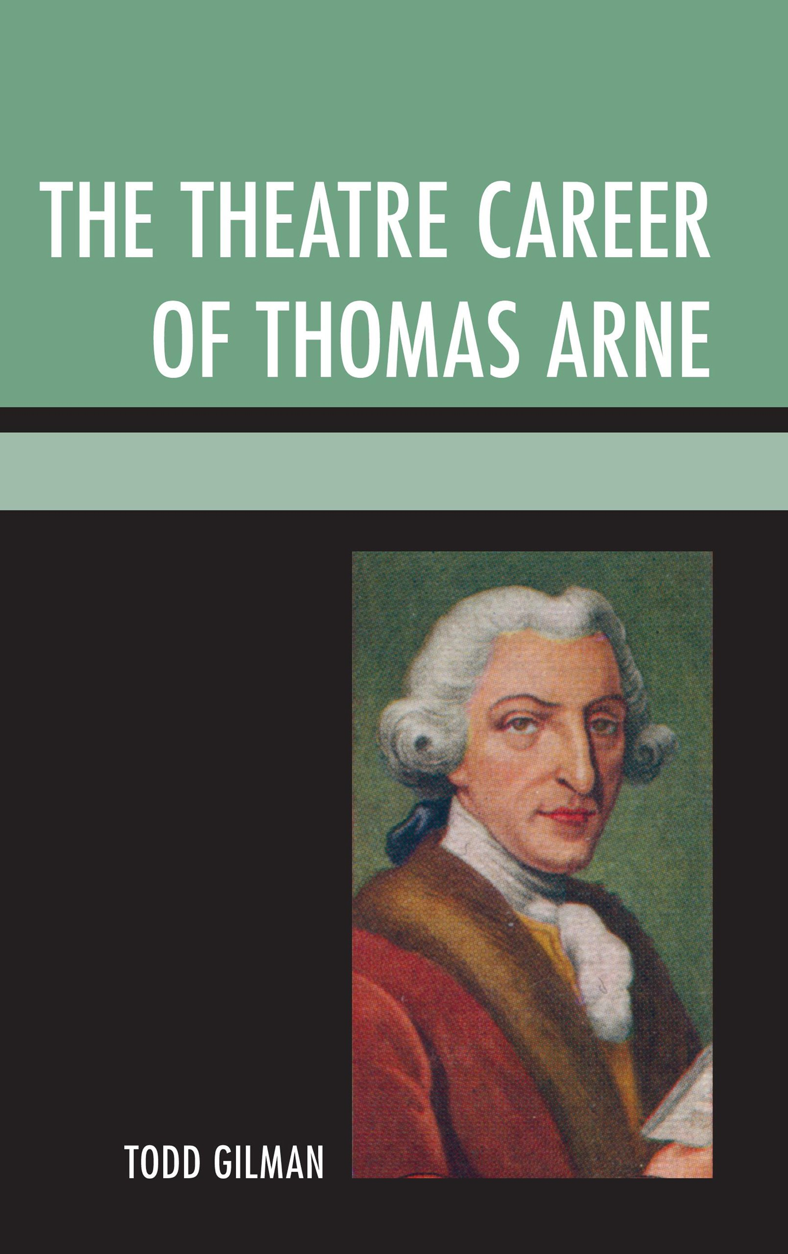 Download The Theatre Career of Thomas Arne PDF