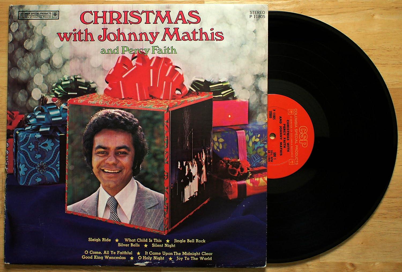 Johnny Mathis - Johnny Mathis - Christmas With Percy Faith (1973 ...