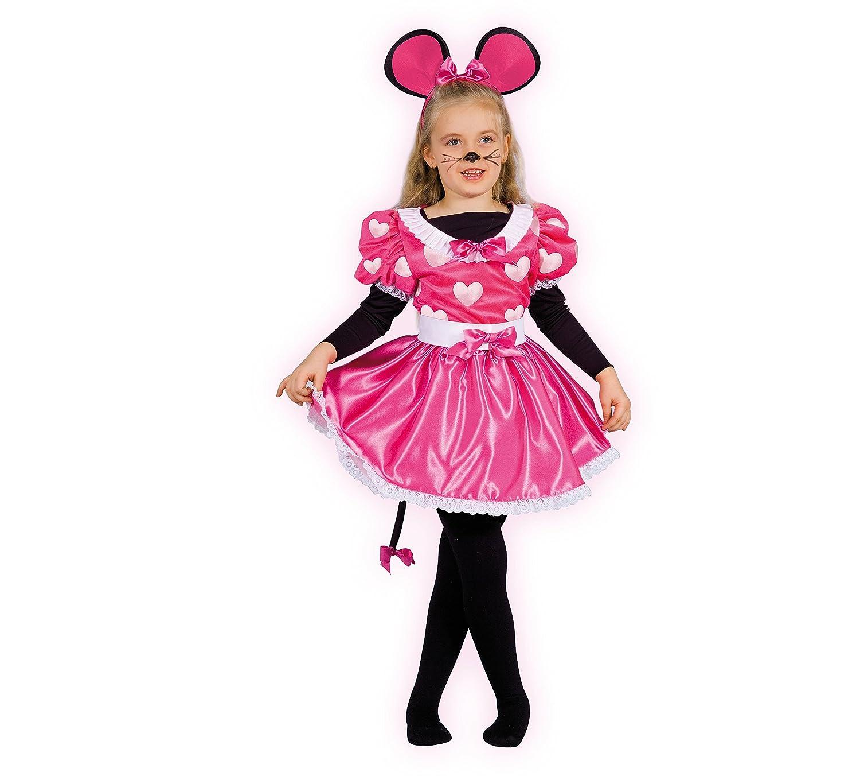 Ciao 10798 - Bonito disfraz de Minnie Mouse para niña con ...