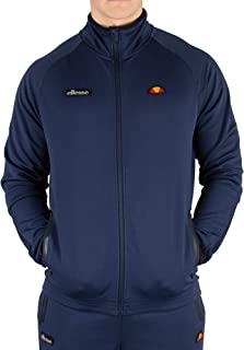 Ellesse Men's Caldwelo Track Jacket, Blue