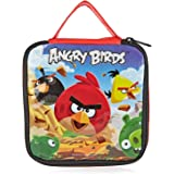 STOR Angry Bird Square Lucnh Box, Red