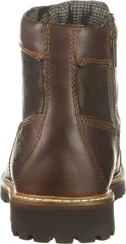 Marshall Rugged Cap Toe Boot