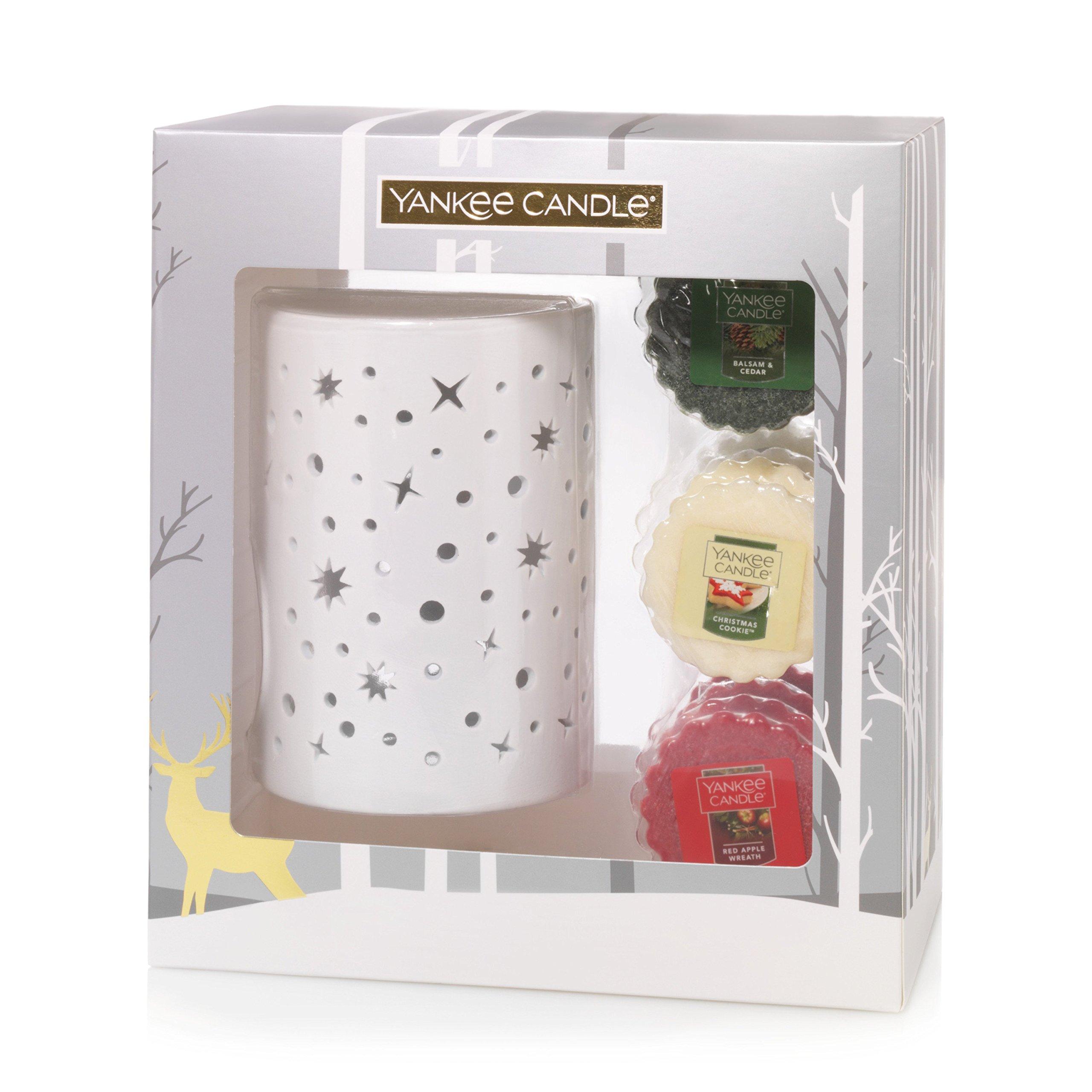 Yankee Candle Wax Melts Gift Set, Holiday Tarts