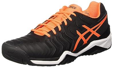 Asics Gel Resolution 7 amazon shoes neri Scarpe da tennis