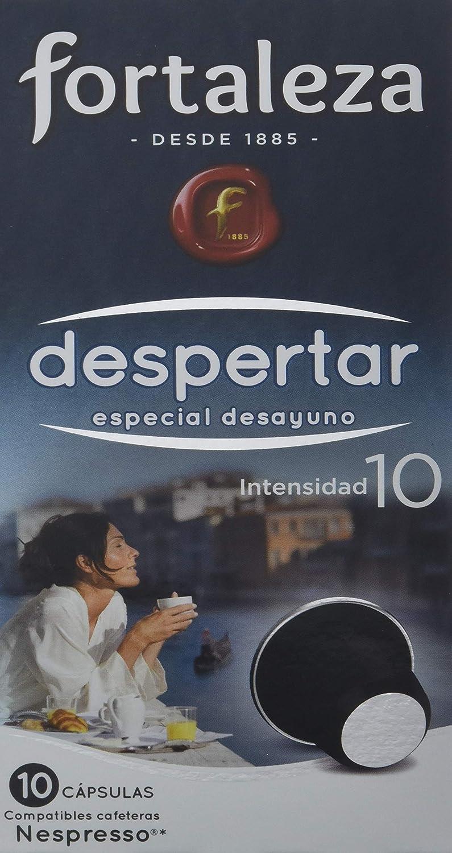Café FORTALEZA - Cápsulas de Café Despertar Compatibles con ...