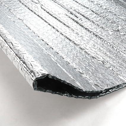 Zirgo 316581 Heat /& Sound Deadener for 66-70 Fair lane Floor Stg3 Kit