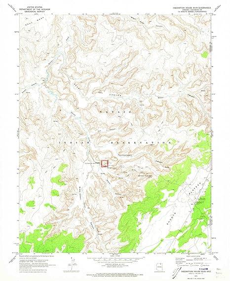 Amazon.com : YellowMaps Inscription House Ruin AZ topo map ... on marana az map, kayenta az map, tonalea az map, joseph city az map, mesa az map, winslow az map, williams az map, page az map, grand canyon az map, coolidge az map, show low az map, flagstaff az map, prescott az map, navajo az map, northern az road map, valle vista az map, kingman az map, sedona az map, alpine az map,