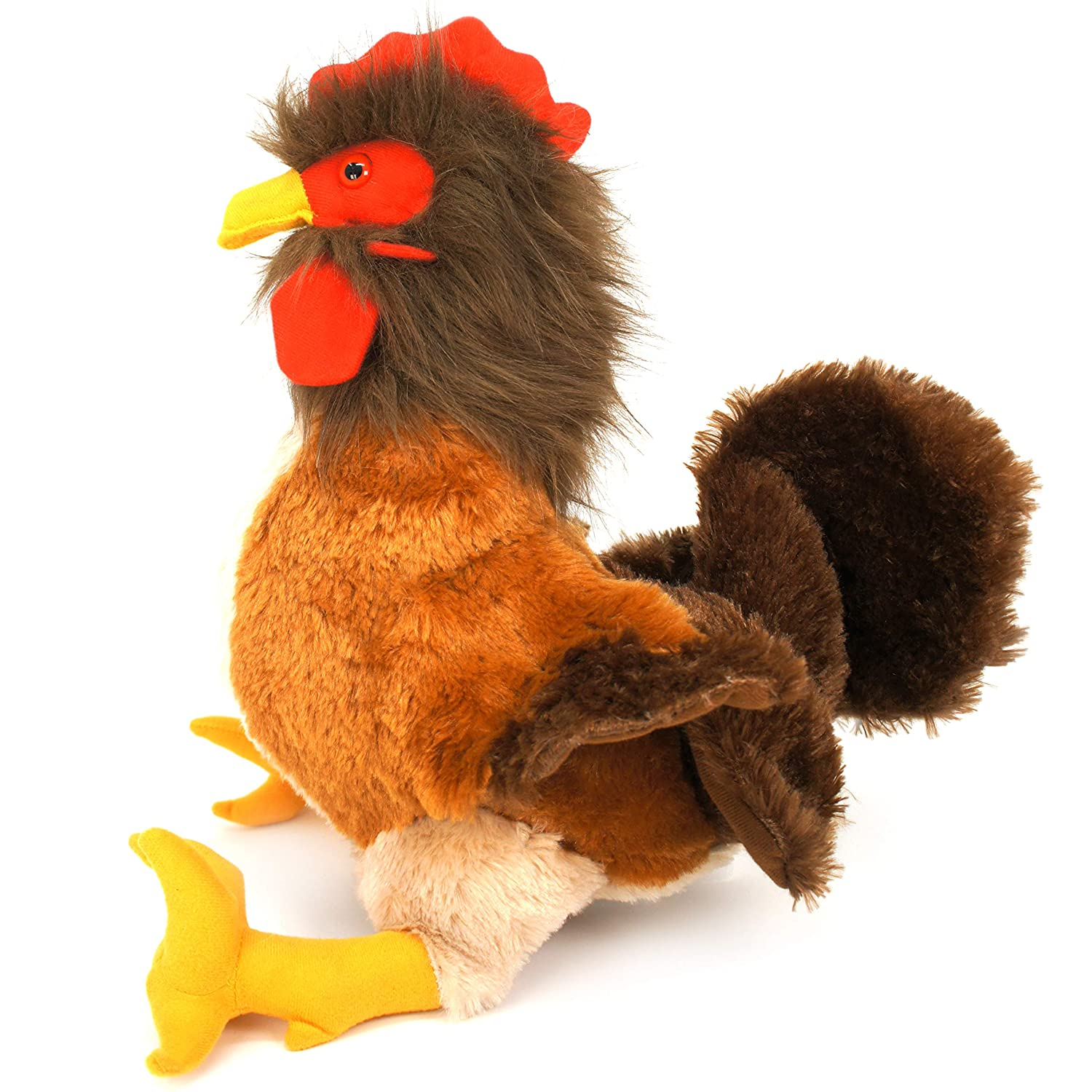 by Tiger Tale Toys 19 Inch Stuffed Animal Plush VIAHART Ranger The Rooster