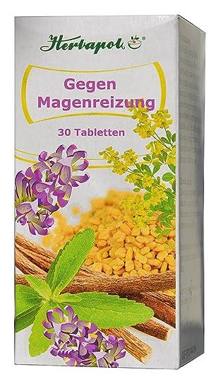 Gegen Magenreizung, 30 Tabl. mit Bockshornkleesamen und Süßholz, bei ...