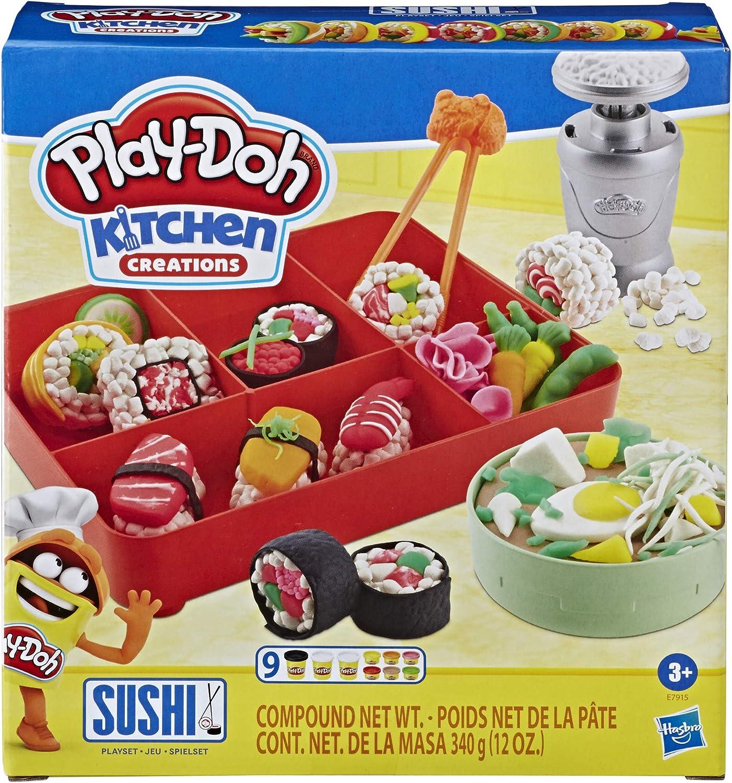 Play Doh Cocina de Pizza, multicolor, Talla Única Hasbro