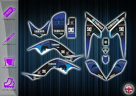 Yamaha Raptor 700 Aufkleber Grafik Set Decals Yfm 700 Atv Grafik Set Küche Haushalt