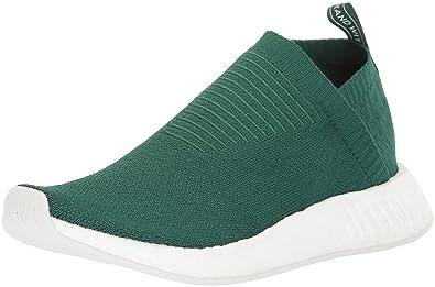 Adidas Originals Men's NMD CS2 PK Turnschuhe, Collegiate Grün Weiß ... Elegante und robuste Verpackung
