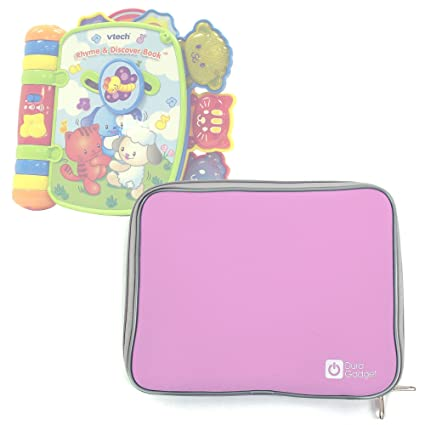 Amazoncom Duragadget Pink Neoprene Sleeve With Dual Zips