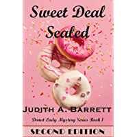 Sweet Deal Sealed (Donut Lady Mystery Series Book 1) (English Edition)