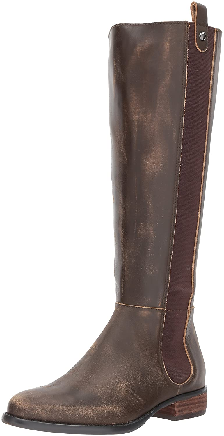 Opportunity Shoes - Corso Como Women's Randa Fashion Boot B06VXW56W8 5.5 B(M) US|Brown Worn Leather