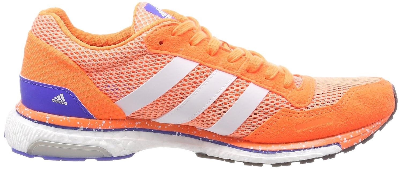 adidas Damen Adizero Adios Traillaufschuhe, Orange (Cortiz/Ftwbla/Naranj 000), 38 EU