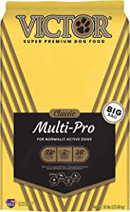 VICTOR Classic - Multi-Pro, Dry Dog Food 50 lbs