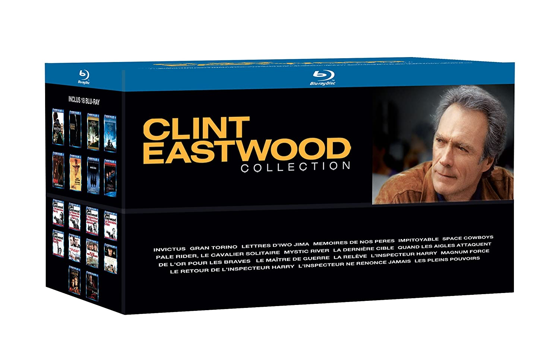Coffret clint eastwood 18 films [Francia] [Blu-ray]: Amazon.es ...