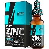 Zinc Supplement Liquid Drops Best Advanced Nano Zinc Liquid Vitamin Supplement for Immune Support + Energy. High…
