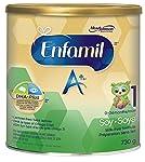 Enfamil A+ Soy Infant Formula, Powder, 730g