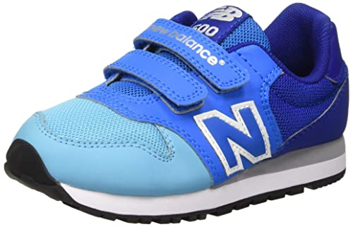 New Balance Kv500Bly - Zapatillas Infantil, Color Azul/Celeste: Amazon.es: Zapatos y complementos