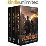 The Planetsider Trilogy: Complete Boxed Set (Sci-Fi / Dystopian / Apocalyptic)