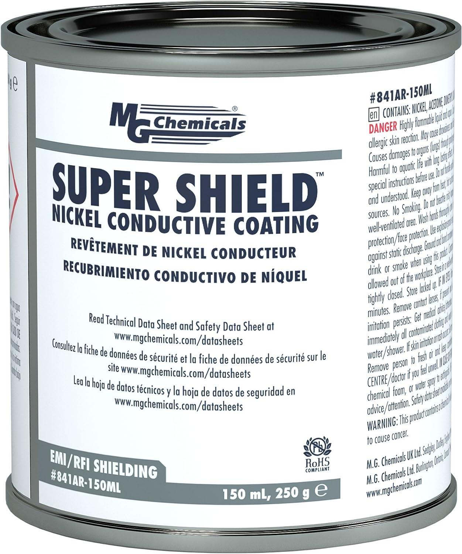 MG Chemicals Nickel Print (Conductive Paint): Amazon.com: Industrial &  Scientific