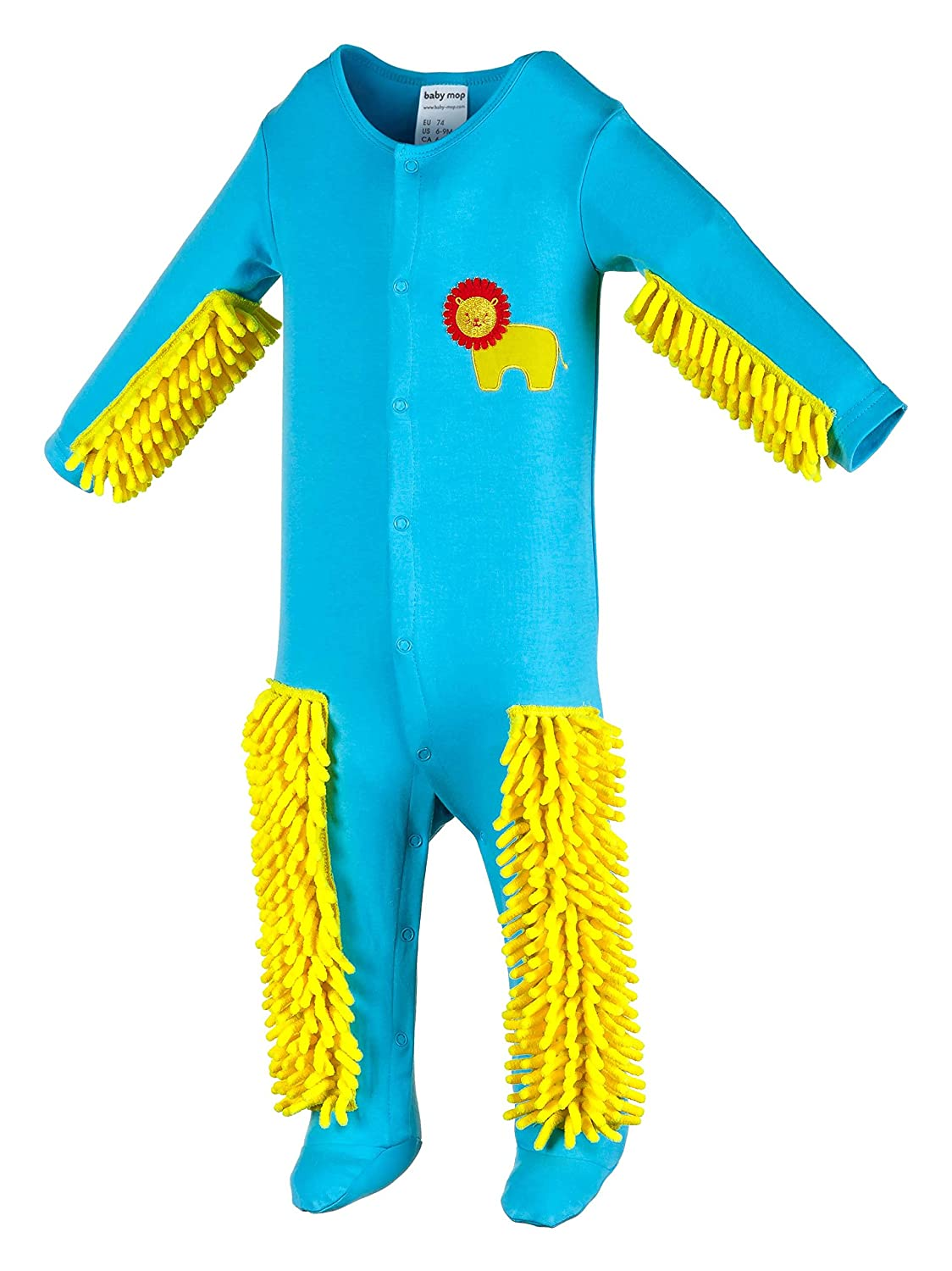 Baby Mop Blue 3-6 Months (3 Sizes)
