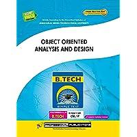 Object Oriented Analysis and Design (B.Tech (III Year II Semester CSE & IT) & M.Tech Kakinada II Sem - CSE)