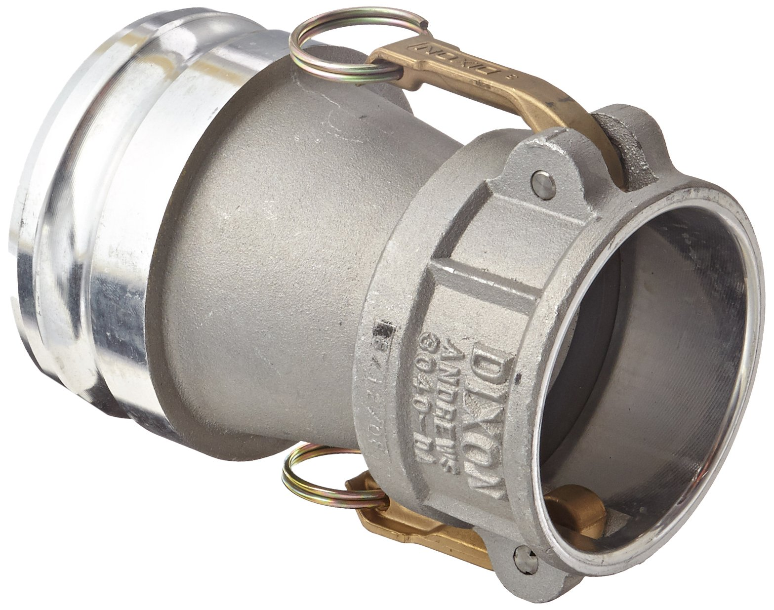 Dixon 3040-DA-AL Reducing Coupler & Adapter, (Box of 5)