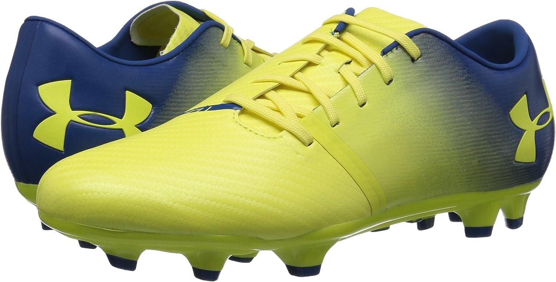 Under Armour Mens Spotlight BL Firm Ground Soccer Shoe