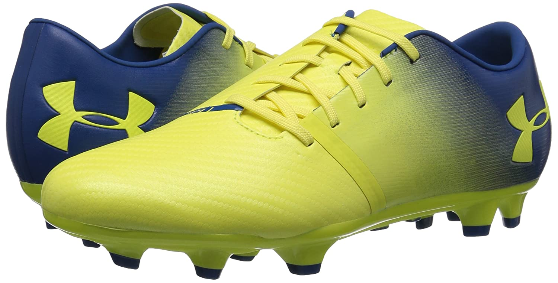 quality design 044b8 bf479 Amazon.com | Under Armour Men's Spotlight BL Firm Ground Soccer Shoe |  Soccer