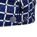 LeucosTicte Women classic lattice Newsboy Caps