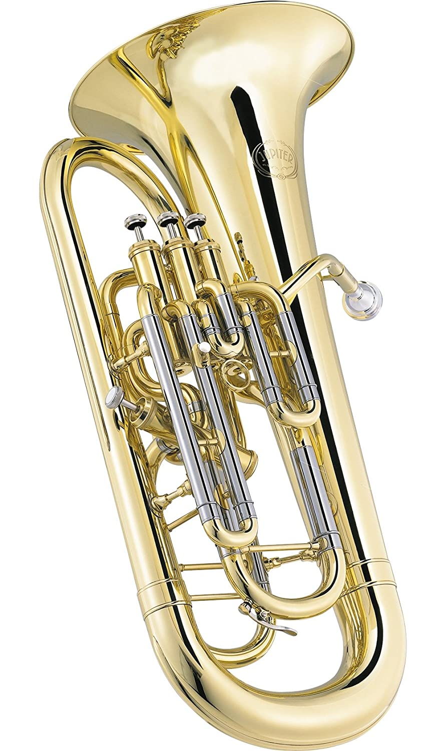 Jupiter JEP1020 in B Euphonium - Messing lackiert EP570L JT-570L