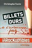 BILLETS DURS