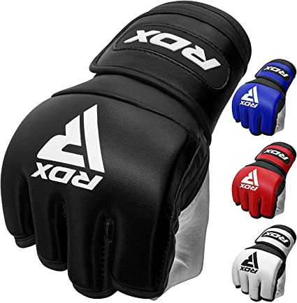 Grappling MMA Gloves Boxing Punch Bag Fight Muay Thai Training