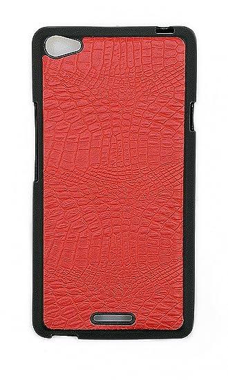 Amazon com: Case for Tecno L8 Lite Case TPU Soft Cover Red