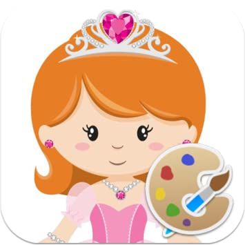 Amazon.com: Princess Colouring Games: Appstore for Android