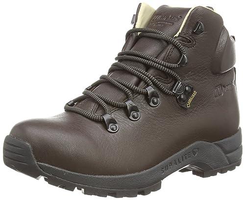 Berghaus Supalite II GTX, Women's High Rise Hiking Shoes, Brown (Chocolate), 7 UK (40 1/2 EU)