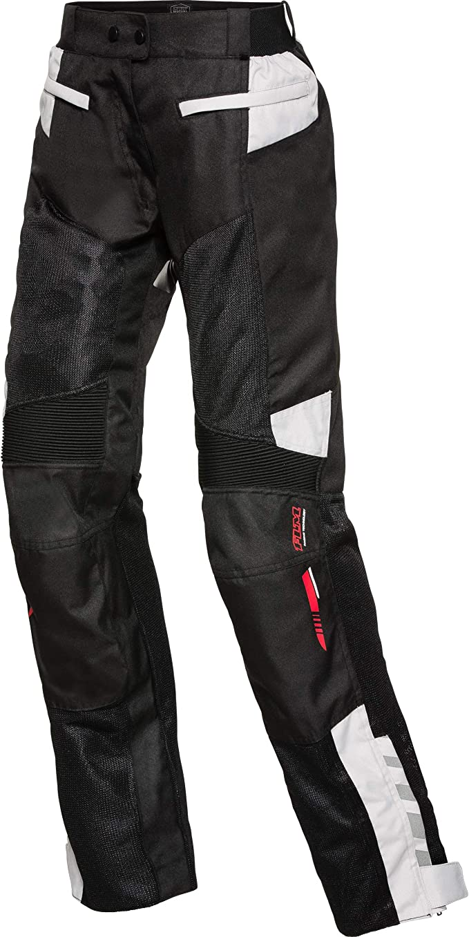 Flm Motorradhose Sommer Sports Damen Textilhose 6 0 Sportler Bekleidung