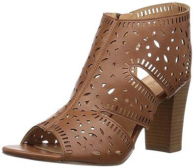e84b91ba0aba XOXO Women s Bloom Heeled Sandal