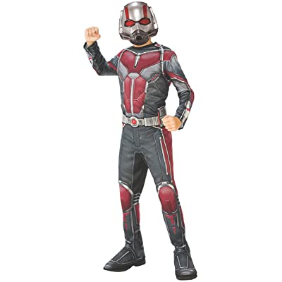 Rubie's Ant-Man Boy's Ant-Man Costume, Small: Toys & Games