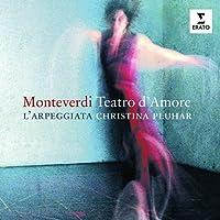 Monteverdi - Teatro d'Amore [Includes 44 Page Booklet]