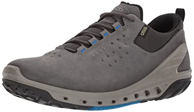 ECCO Men's Biom Venture Leather Gore tex Tie Hiking Shoe