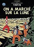 Poster Moulinsart Album de Tintin: On a marché sur la Lune 22160 (70x50cm)