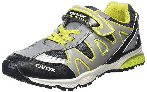 Geox J Bernie B, Zapatillas para Niños: Amazon.es: Zapatos y complementos